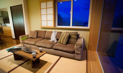 Tamo Lounge Area | Middle Hirafu