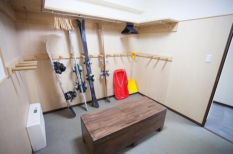 Tamo Drying Room | Middle Hirafu