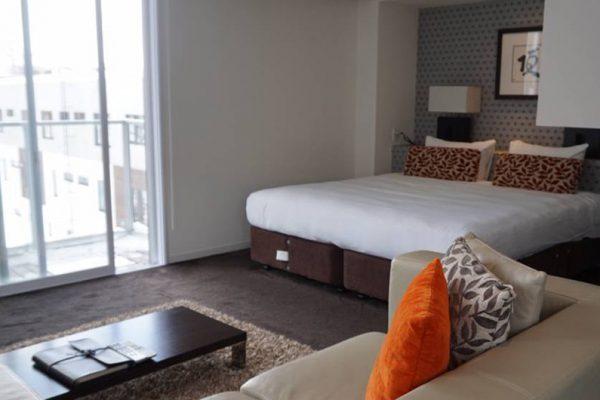 The Setsumon Bedroom | Upper Hirafu