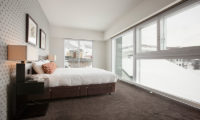 The Setsumon Bedroom with Outdoor View | Upper Hirafu
