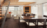 The Setsumon Dining Area near Up Stairs | Upper Hirafu
