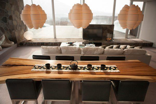 The Vale Niseko Dining Room | Upper Hirafu