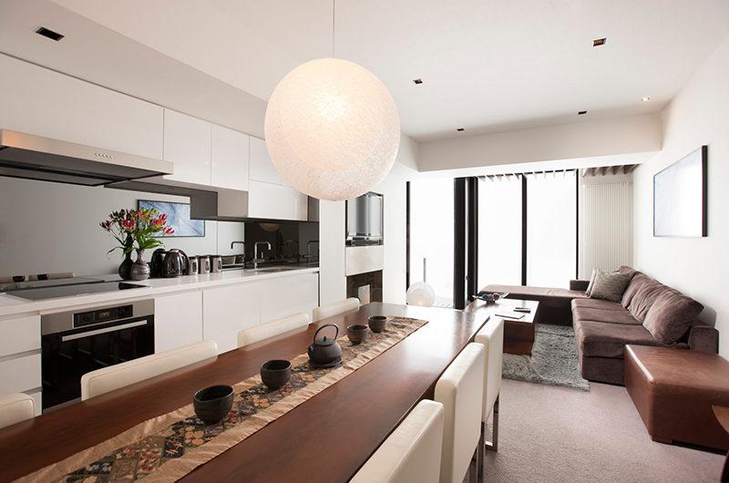 The Vale Niseko Standard Living Room | Upper Hirafu