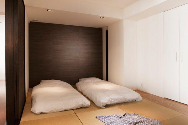 The Vale Niseko Futon Room | Upper Hirafu