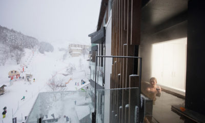 The Vale Niseko Ski View with Onsen Room | Upper Hirafu