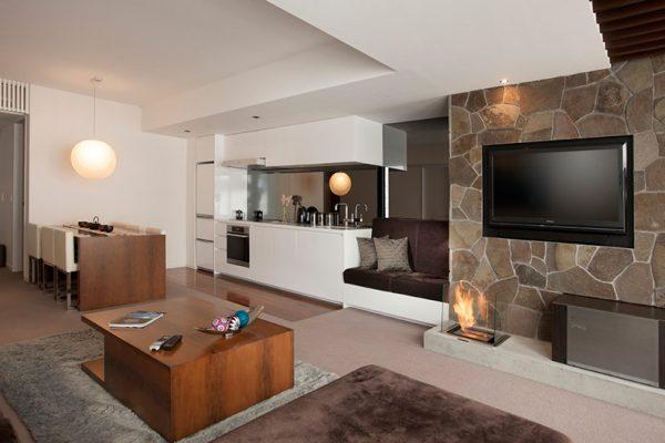 The Vale Niseko Lounge Room | Upper Hirafu