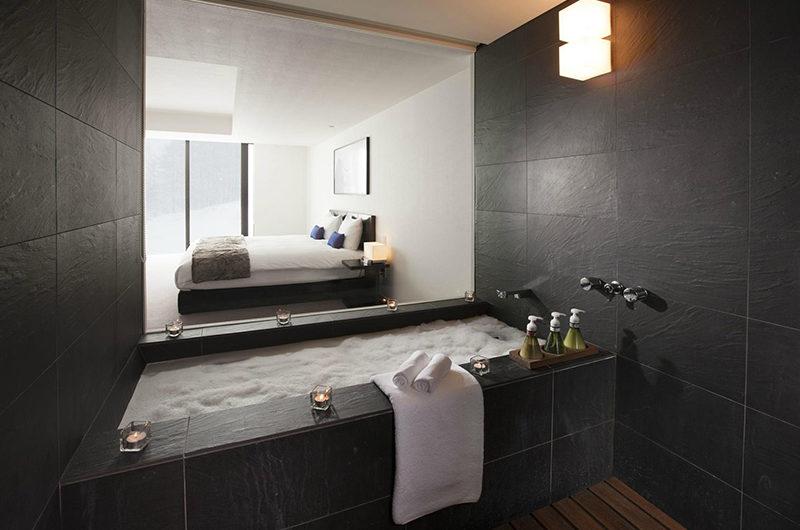 The Vale Niseko Master Bedroom and Bathroom | Upper Hirafu