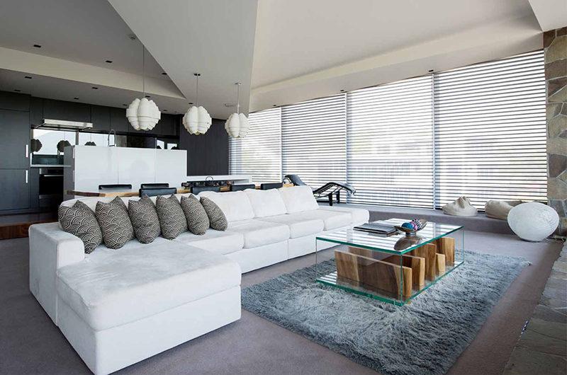 The Vale Niseko Penthouse Living Room | Upper Hirafu