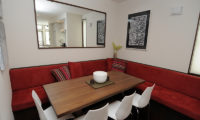 Toshokan Townhouses Dining Area | Middle Hirafu