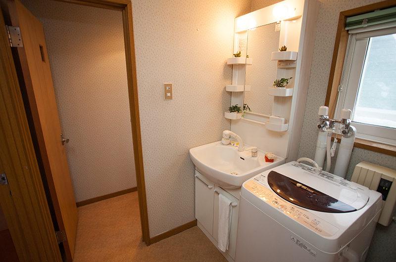 Yotei Cottage Drying Room | Lower Hirafu