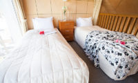 Yotei Cottage Bedroom with Twin Beds | Lower Hirafu