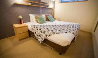 Yuki Yama Apartments Bedroom with Carpet | Middle Hirafu