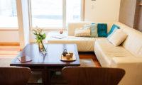 Yuki Yama Apartments Lounge Area | Middle Hirafu