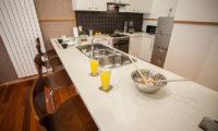 Yuki Yama Apartments Kitchen Area | Middle Hirafu