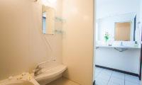 Yukisawa House Bathroom with Bathtub | Lower Hirafu