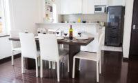 Yukisawa House Kitchen and Dining Area | Lower Hirafu