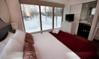 Yume Basho Bedroom with TV | Lower Hirafu