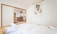 Yume House Japanese Style Twin Bedroom View | Middle Hirafu