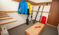 Yutaka Townhouses Drying Room | Middle Hirafu