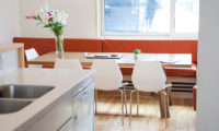 Yutaka Townhouses Kitchen and Dining Area | Middle Hirafu