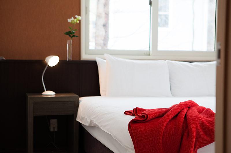 Yutaka Townhouses Bedroom | Middle Hirafu