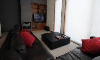 Yutaka Townhouses TV Room | Middle Hirafu