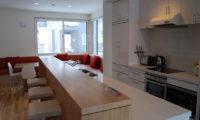 Yutaka Townhouses Kitchen Area | Middle Hirafu