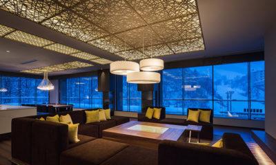 Niseko AYA Niseko Penthouse 703 Ski Resort View Livingroom