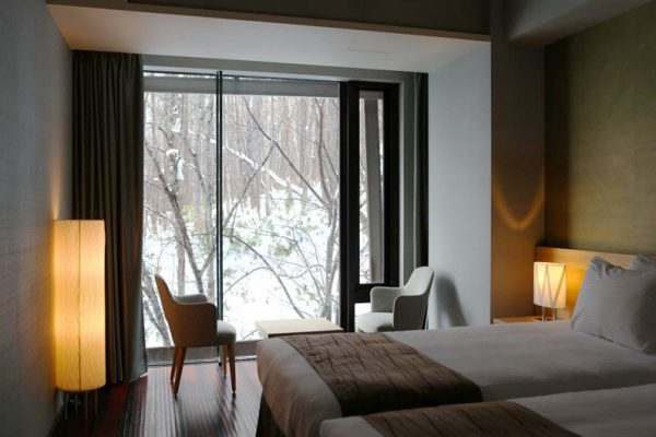 Aya Niseko Three Bedroom Twin Bedroom | Upper Hirafu