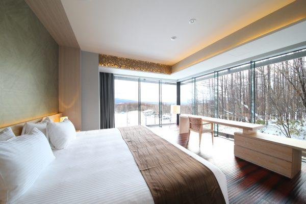 Niseko AYA Niseko 3 Bedroom Master Bedroom