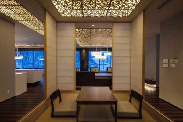 Niseko AYA Niseko Penthouse 703 Tatami Room