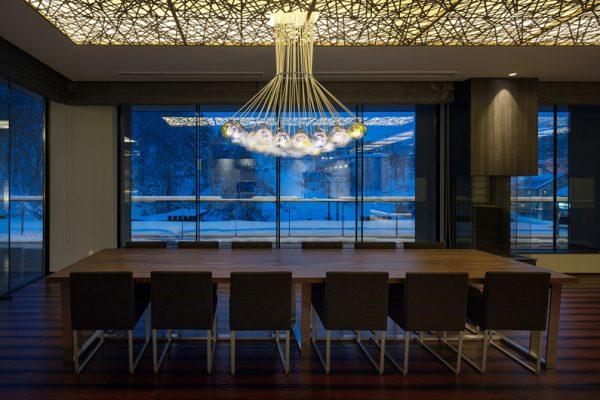 Niseko AYA Niseko Penthouse 703 Dining Room