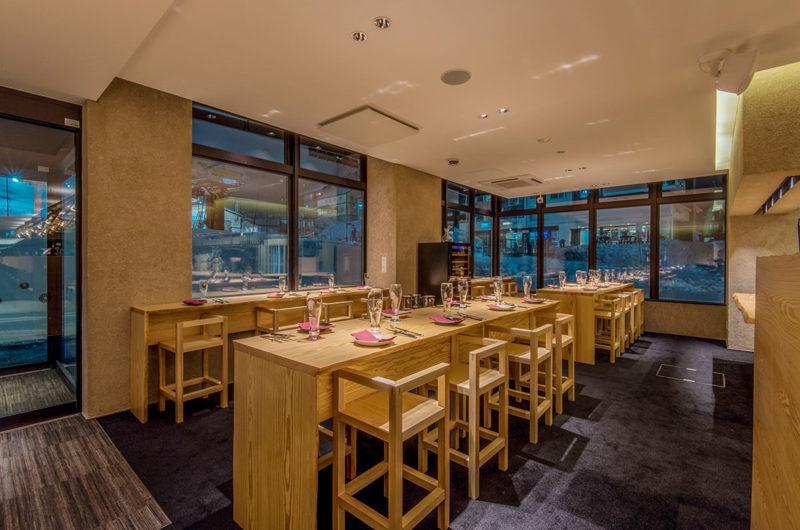Aya Niseko Hotel Dining Area | Upper Hirafu