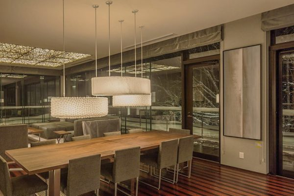 Aya Niseko Penthouse Two Dining Area | Upper Hirafu