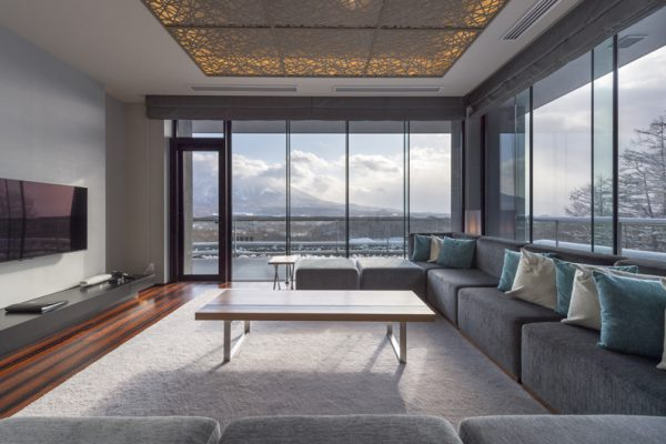 Aya Niseko Penthouse Two TV Room | Upper Hirafu