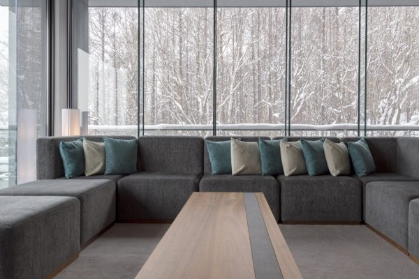 Aya Niseko Penthouse Two Lounge Area | Upper Hirafu