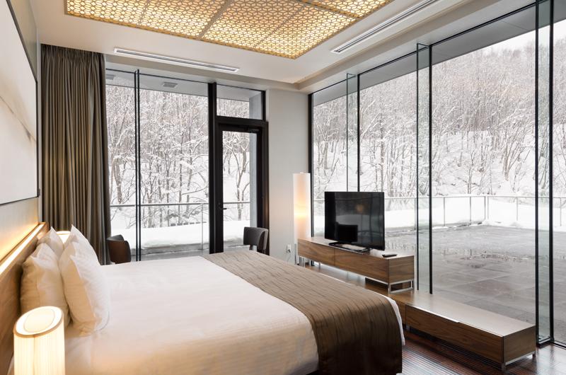 Aya Niseko Penthouse Three Bedroom with TV | Upper Hirafu