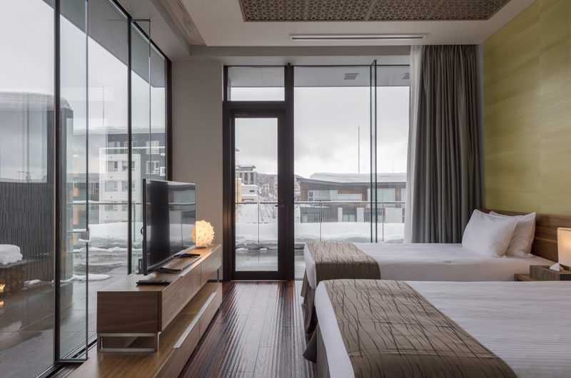 Aya Niseko Penthouse Three Twin Bedroom | Upper Hirafu