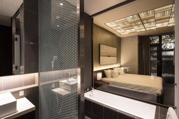 Aya Niseko Residence B 102 En-Suite Bathroom | Upper Hirafu