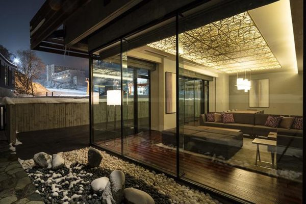 Aya Niseko Residence B 102 Outdoor | Upper Hirafu