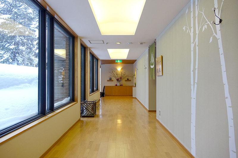 Ebina Chalet and Lodge Corridor | Moiwa