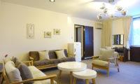 Ebina Chalet and Lodge Living Area | Moiwa