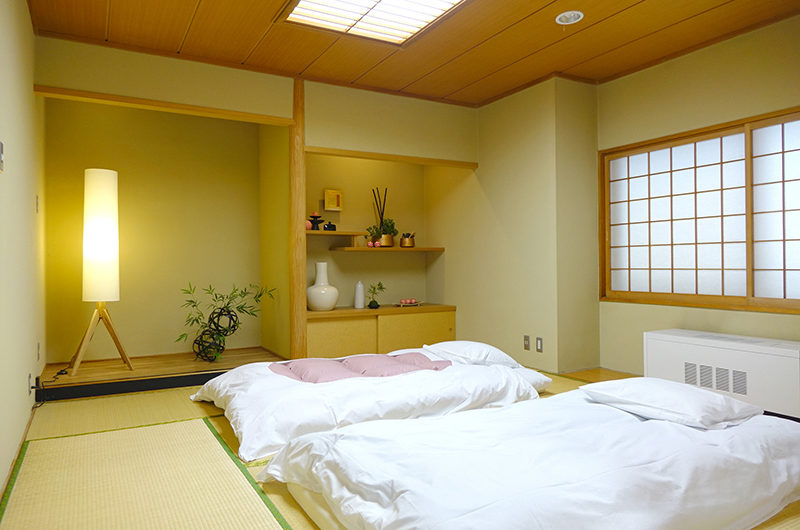 Ebina Chalet and Lodge Japanese Style Room | Moiwa