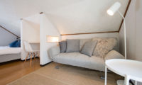 Kuma Cabin Bedroom with Sofa | Lower Hirafu