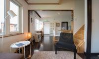 Kuma Cabin Up Stairs Near Kitchen | Lower Hirafu