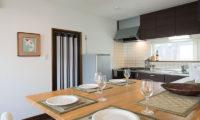 Kuma Cabin Kitchen and Dining Area | Lower Hirafu