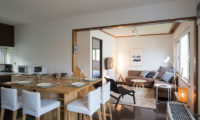 Kuma Cabin Living and Dining Area | Lower Hirafu