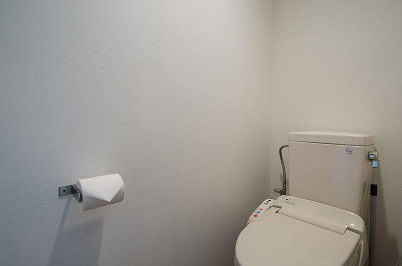Kuma Cabin Bathroom | Lower Hirafu