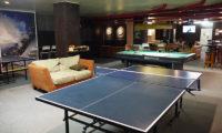 Owashi Lodge Billiard Table and Table Tennis | Upper Hirafu