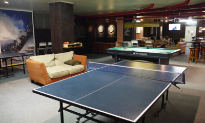 Owashi Lodge Billiard Table and Table Tennis | Upper Hirafu
